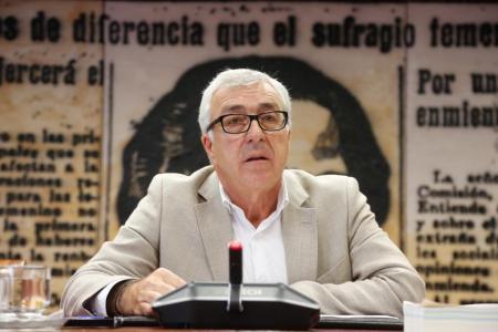 Concejal socialista Víctor García