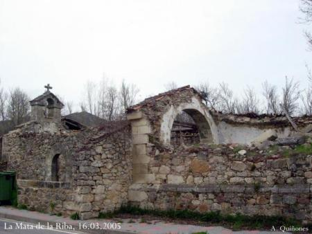 Ermita de San Roque de La Mata de la Riva