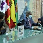 bro que recoge el patrimonio histórico, científico y artístico de la Universidad de León