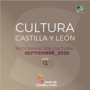 Programa cultural castilla y león septiembre 2020