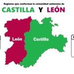 regiones león y castilla