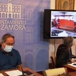 Ayuntamiento de Zamora restaurará el antiguo camión de Bomberos