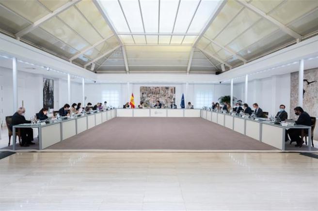 Consejo de Ministros extraordinario estado de alarma 25 octubre 2020