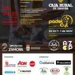Circuito Provincial de Pádel celebra en Benavente y Zamora