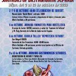 se celebran en Béjar las Jornadas de Gastronomía Sefardí