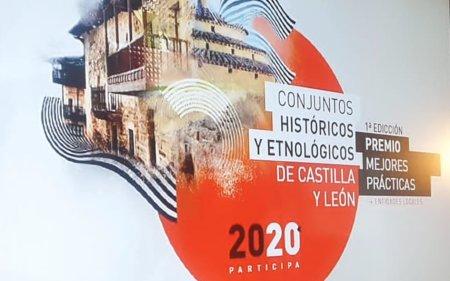 Premio a las Mejores Prácticas en Conjuntos Históricos y Etnológicos de Castilla y León