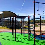 """""""Parque de Street Workout"""