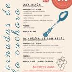 Jornadas gastronómicas de la cuchara Valencia de Don Juan