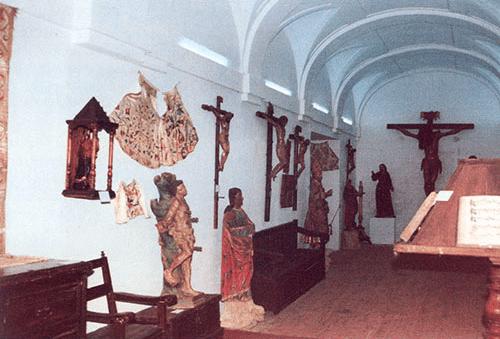 museo sacro valderas