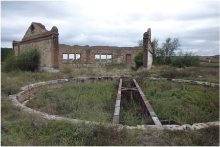 El complejo ferroviario de la Compañía del Oeste de Astorga (León)