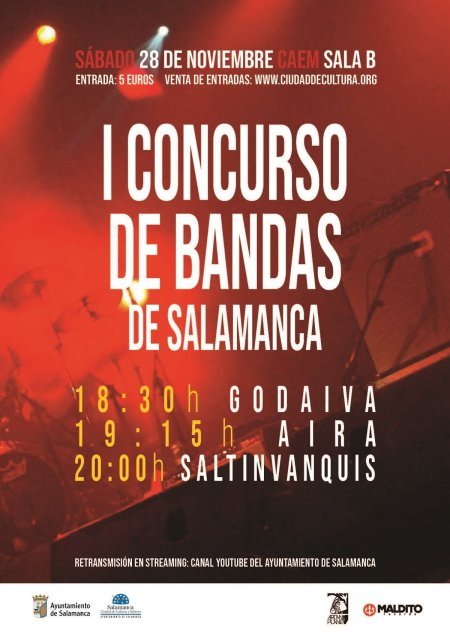 I Concurso de Bandas Salamanca