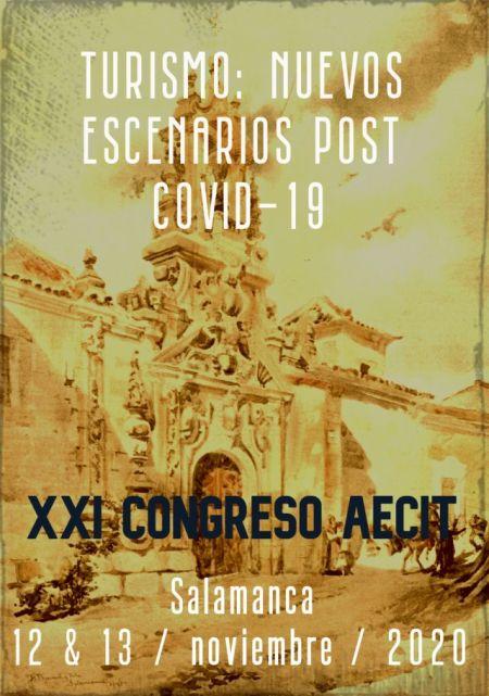 'Turismo: Nuevos escenarios post COVID-19'