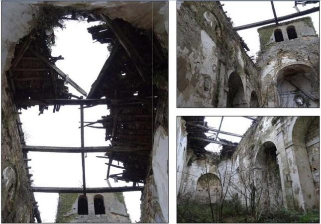 iglesia y palacio de La Revilla