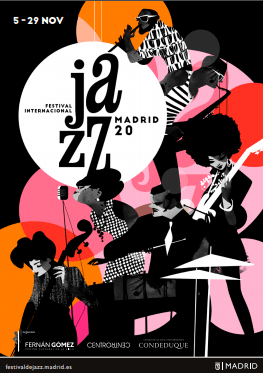 festival jazz madrid 2020