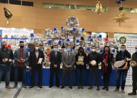 Salamanca en Bandeja lanza sus primeras cestas de Navidad