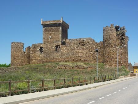 castillo de santa elena de jamuz