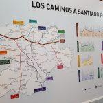 los caminos de santiago por castilla y León