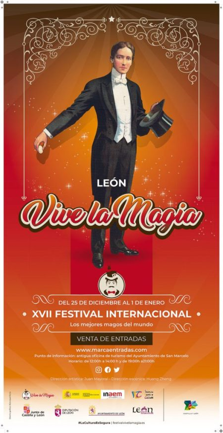 León Vive la Magia
