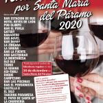 cartel ruta bares 2020 santa maría del páramo