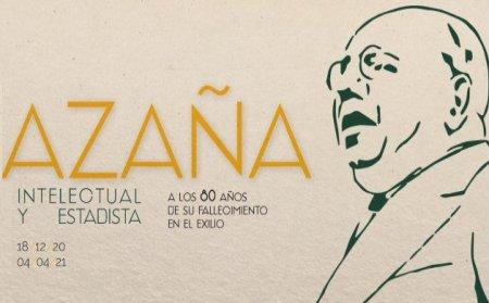 La exposición, comisariada por Ángeles Egido León, pretende proporcionar una imagen completa de Manuel Azaña, en su triple dimensión: humana, intelectual y política.