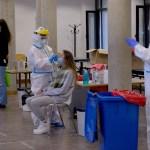 Comienza el cribado masivo en la Universidad de Salamanca