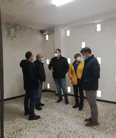 Museo en memoria de las víctimas de la tragedia de Ribadelago