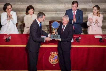 XIV edición del Premio Europeo Carlos V
