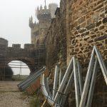 castillo_ponferrada_19_01_2021_desmontaje_estructura_metal