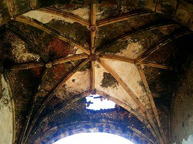 Ermita-santuario de Santa Catalina de Cabrera de Almanza