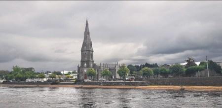 Ballina, en el condado irlandés de Mayo