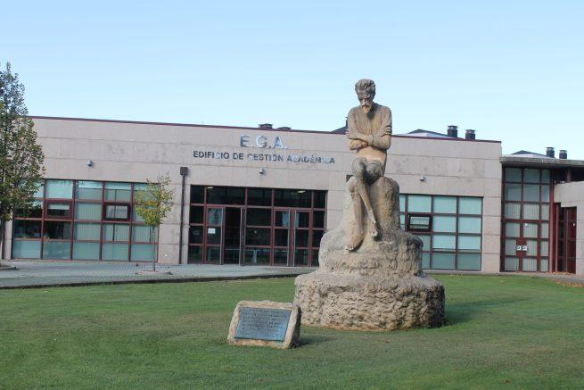 Edificio Gestión Académica de la ULE
