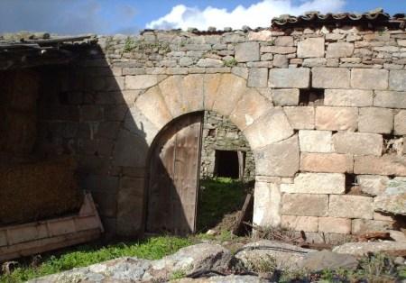 Hospital antiguo de Guadramiro
