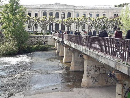 Palacio Justicia Burgos