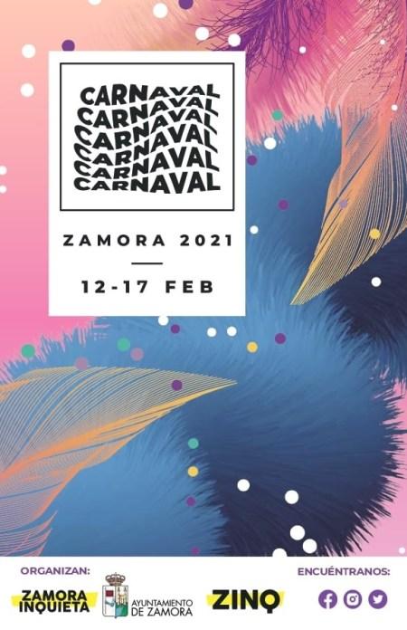 carnaval zamora 2021