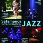 cartel SAlamanca jazz