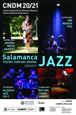 cartel SAlamanca jazz