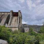 Ruinas de la presa de Vega de Tera Ribadelago Sanabria