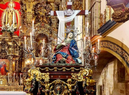 Cofradía Santa Vera Cruz Salamanca