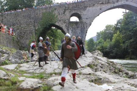 Astures, Pelayo nuestro Rey - Cangas de Onis (Asturias) open