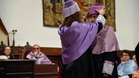 Cinco mujeres han recibido el doctorado 'honoris causa' por el Estudio salmantino en los últimos tres años