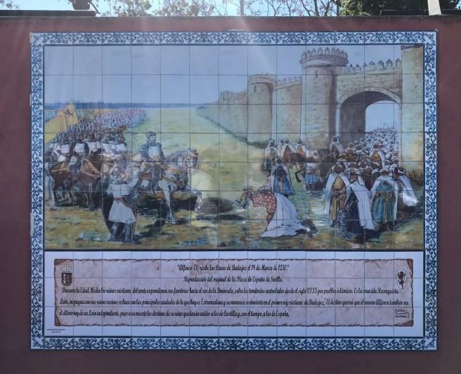 mural badajoz detalle