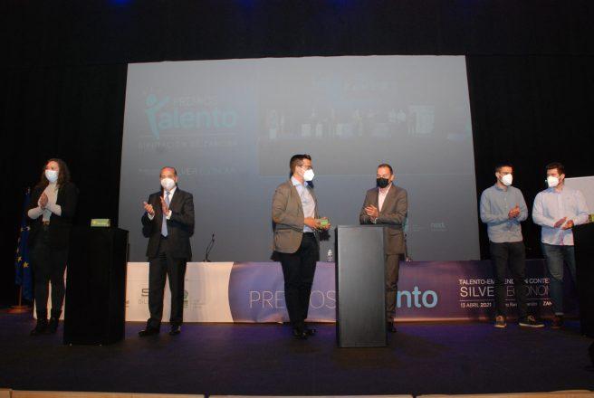 """Inauguración """"Premios Talento """" Zamora"""