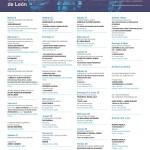 programa de actividades de la ULE para el mes de abril 2021