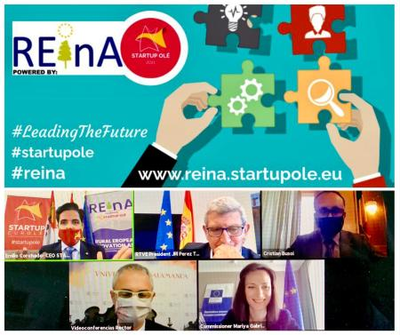Lanzamiento del Espacio Europeo Rural de Innovación (REInA)