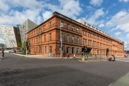 hotel Titanic Belfast