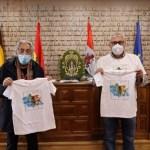 Turismo Benavente pone a la venta 400 camisetas