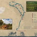 sendero micológico entre los municipios de Tamames y Aldeanueva de la Sierra