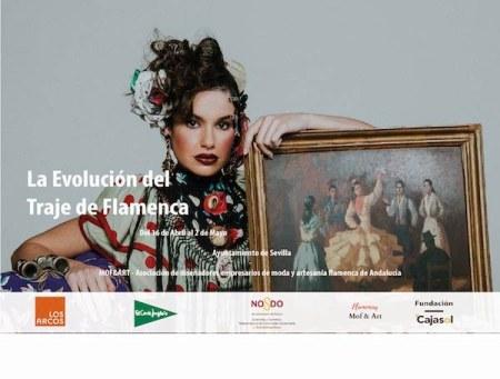 """Exposición """"La evolución del traje de flamenca"""""""