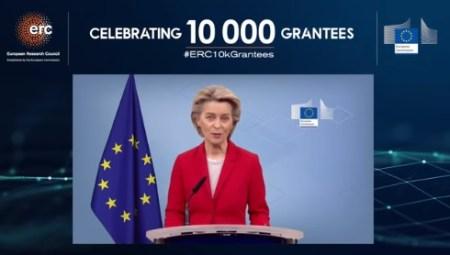 Consejo Europeo de Investigación financia al investigador número 10.000