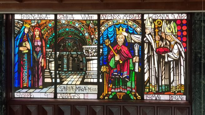 coronación alfonso VII
